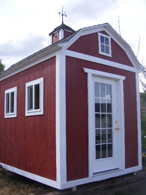 Barn-Style Chicken Coop --Prices starting at $2120