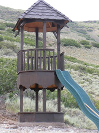 playground tower